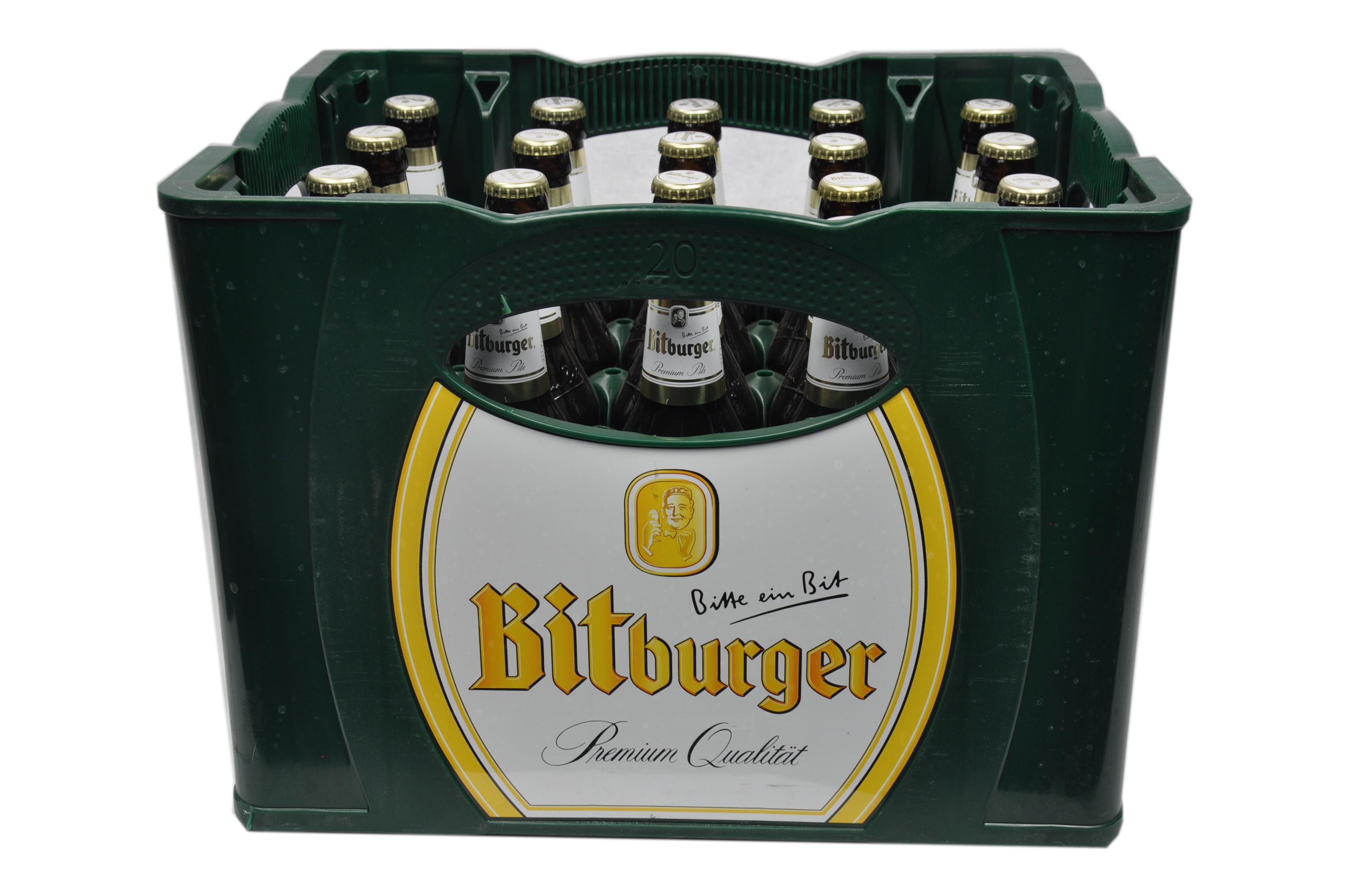 Bitburger Pils 20x05l