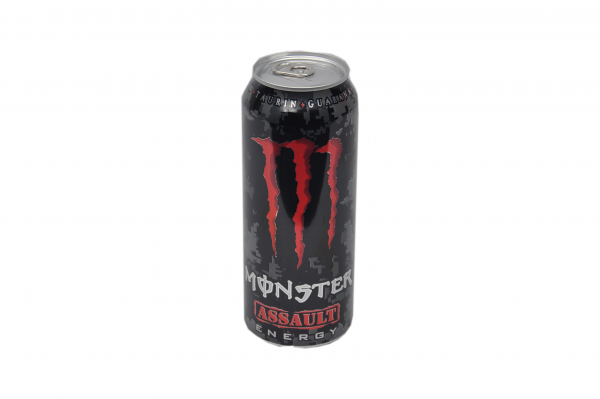 Monster Assault Energy 0,5L