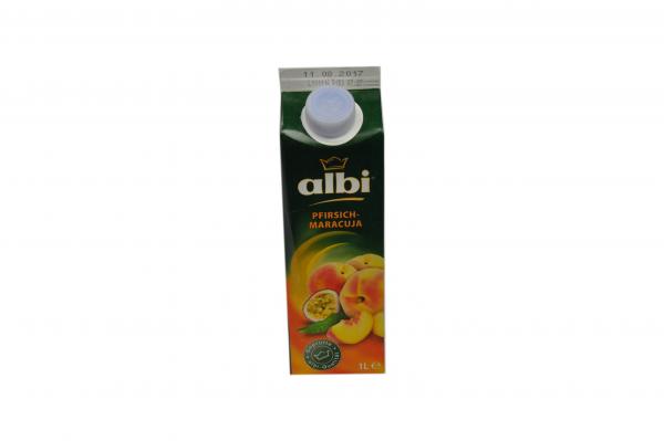 Albi Pfirsich-Maracuja 1L