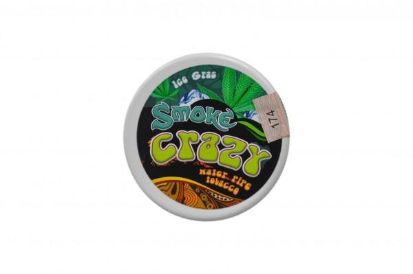 Smoke Crazy- Ice Gras