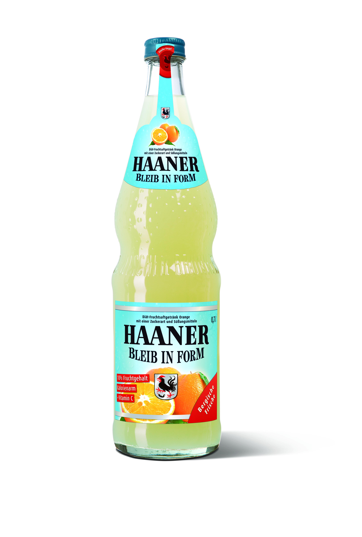 haaner bleib in form kalorienarmes fruchtsaftgetr nk orange glas 12x0 75l haaner weiteres. Black Bedroom Furniture Sets. Home Design Ideas
