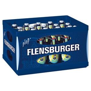 Flensburger Radler Alkoholfrei 20*0,33L