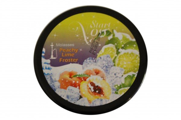 Start Now- Peachy Lime Froster